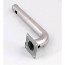 Кронштейн металлический для крепления ИК барьера