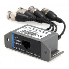 Пассивный 4-х канальный приемо-передачик