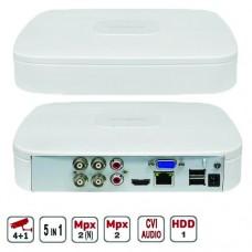 4-х канальный мультиформатный  видеорегистратор 2М-N