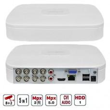 8-ми канальный мультиформатный видеорегистратор 2M-N
