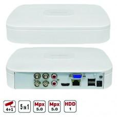 4-х канальный мультиформатный видеорегистратор 4M