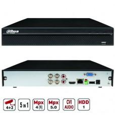 4-х канальный мультиформатный видеорегистратор 4M-N