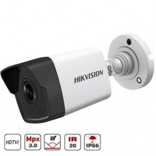 Видеокамера HDTVI Hikvision 3Mp (3.6 мм)